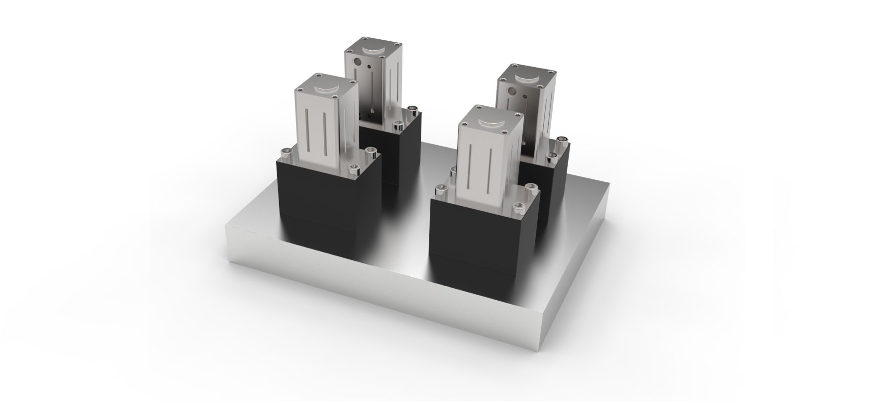 Paletizador Magnético y Transporte con Cabezales